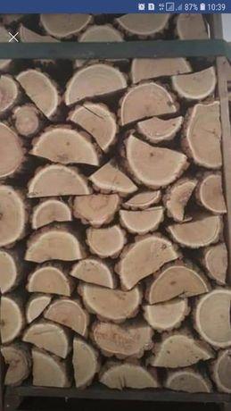 oferta lichidare de stoc lemne de foc esenta tare carpen stejar salcam