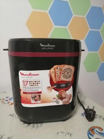 Хлебопечь Moulinex OW220830 черный
