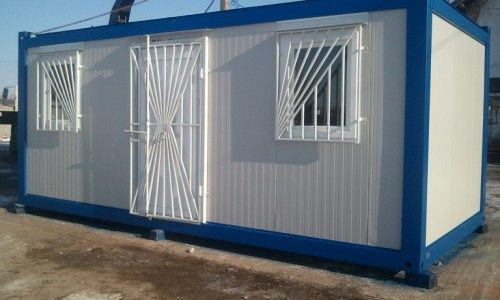 Vand containere tip birou 5x5m