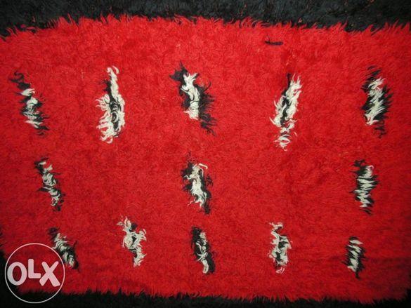 Нов китеник ( или килим) - 100% вълна, дълъг косъм