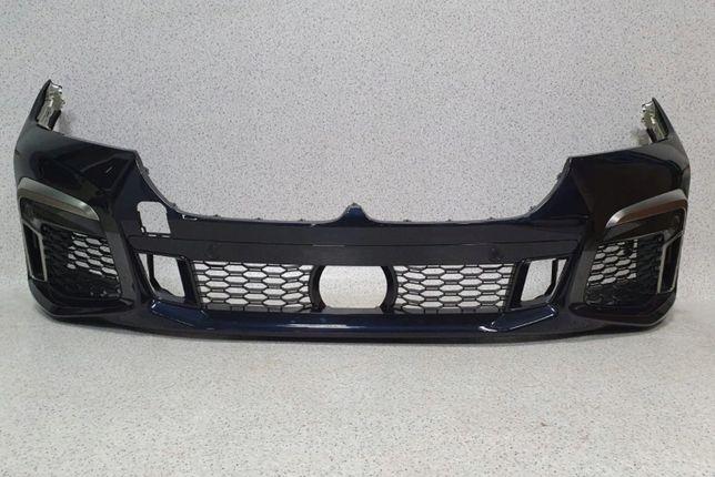 Bara fata BMW G11 Seria 7LCI completa pe stoc NOUA shadow-line chrome