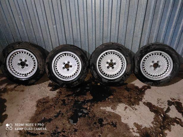 Редкие ATS 70511 олдскулл диски , стояли на 124, цена 100к срочно.