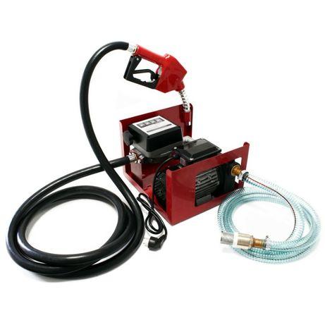 Pompa transfer motorina 80l/minut 220w+ filtru motorina +contor