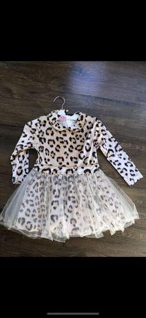 Детска рокля Monna Rossa