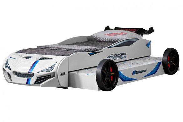 Легло кола GT1 RALLY  с двойна опция за легло