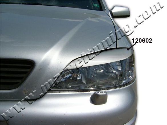 вежди фар (бленди фар) за Opel Astra G ( Опел Астра Г) №120602