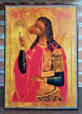 Икона на Свети Христофор Песоглавец ikona sveti hristofor pesoglavec