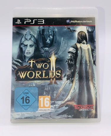 Two Worlds II 2 ps3 playstation ps 3