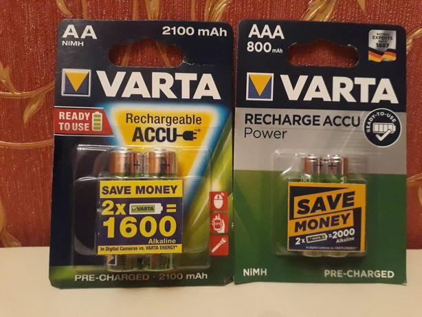 VARTA батарейки