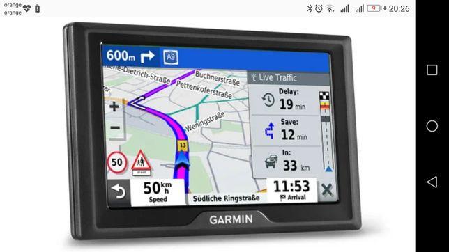 GPS hărți Full Europa GARMIN Nuvi + SD actualizare ultimele variante