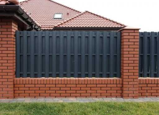 Garduri si porti din sipca metalica, fier forjat, BCA, plasa, jaluzele