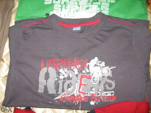 Тениски с дълъг ръкав
