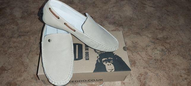Летние туфли от фирмы KEDDO, новые, в коробке, 38размер