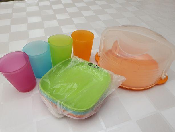 Детский набор Tupperware