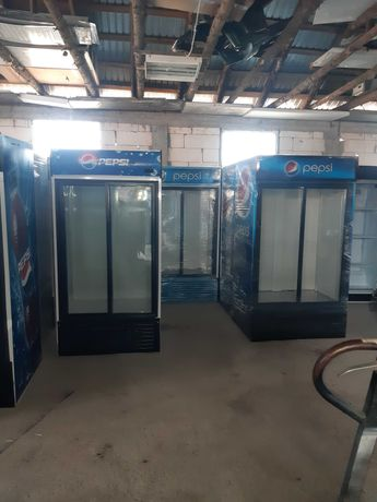 Vitrina frigorifica/vitrine frigorifice/vitrina dubla/congelator/lada