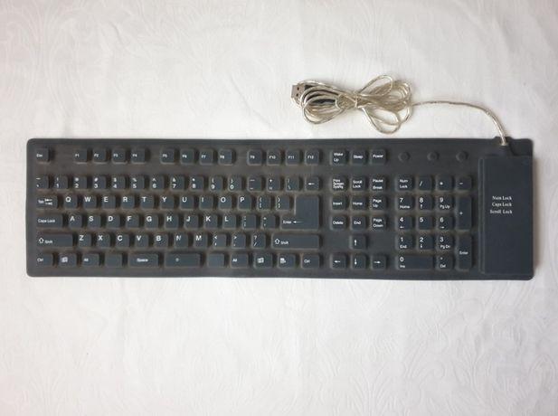 Tastatura Portabila Pliabila