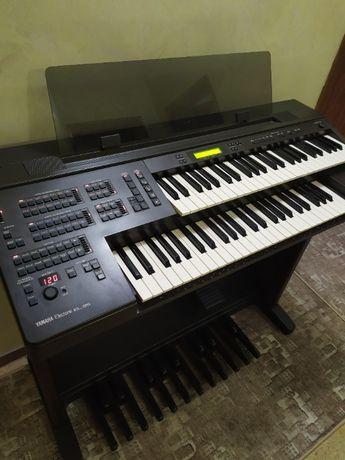 Професионален синтезатор-пиано-орган Yamaha Electone EL-25 .Japan.