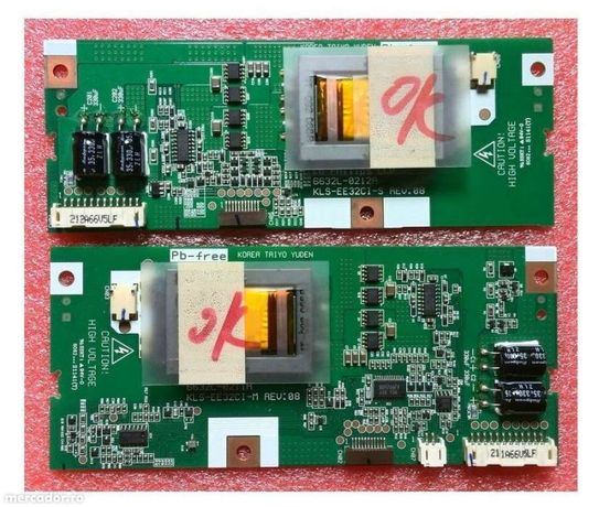 Vand KIT Invertor Master si Slave Televizor LG,Philips LC320W01