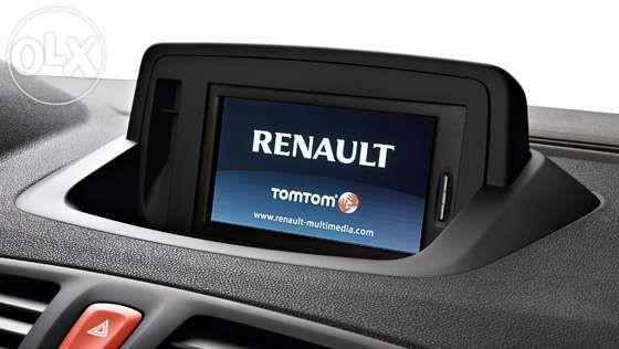 Harti GPS TomTom Carminat Renault Laguna, Megane, Scenic, Clio