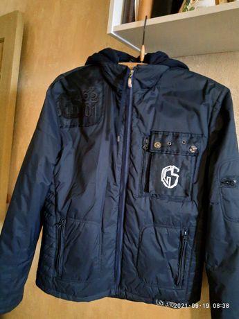 Куртка осенняя46р подрастковая