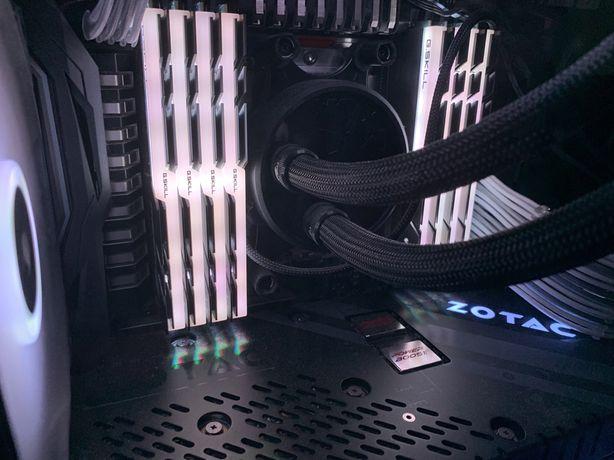 PC Gaming/Streaming/Workstation Ryzen Threadripper 1080ti