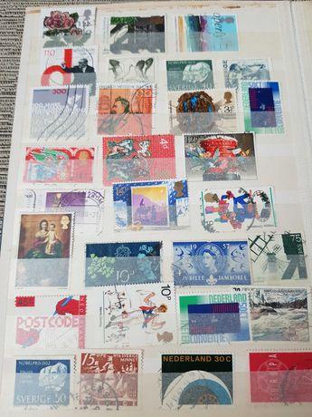 Clasor timbre străine 4