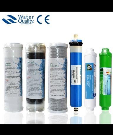 Фильтры для воды PurePro Hyundai Waco Blufilters aura sebilon bionic