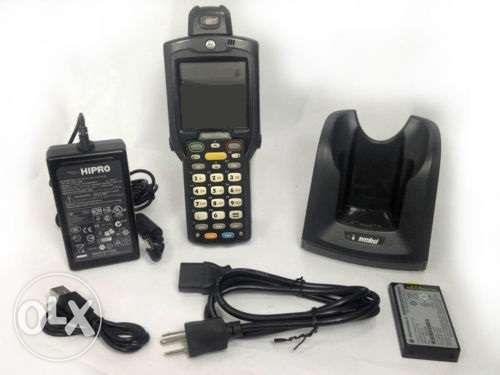 Мобилен компютър с баркод четец ( скенер ) Motorola Mc 3000