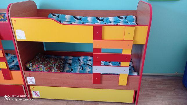 Кровать для садика