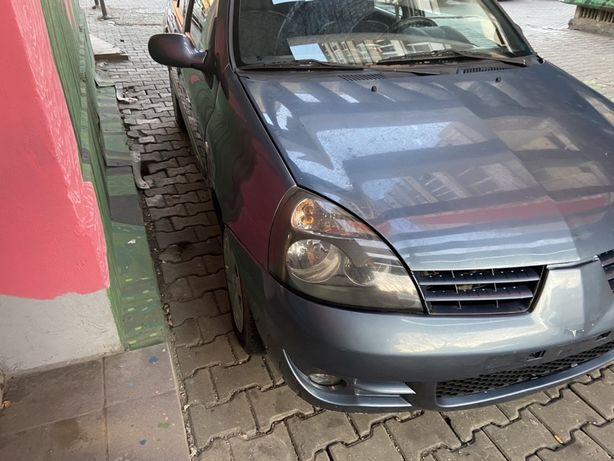 Vand- Schimb-variante Renault symbol