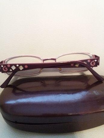 30лвGUESS, оригинални детски диоптрични рамки за очила