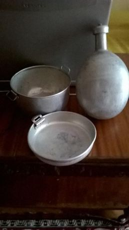 Войнишка посуда