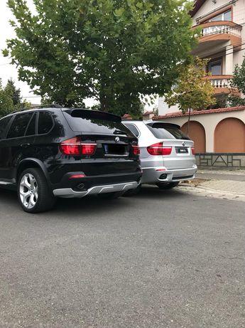Dezmembrez BMW X5 e70/far, bara, aripa, compresor, amortizoare, bord,