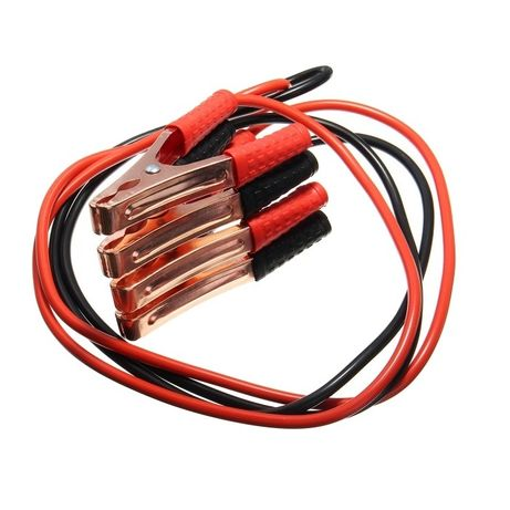 Set cabluri pornire 1000A, BOSSRAM, 2.4 metrii