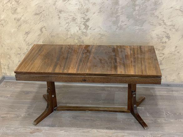 Холна маса Дървена!