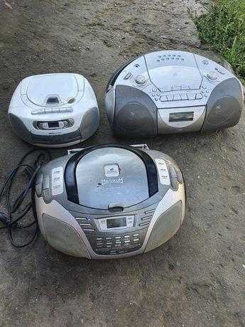 Radio casetofon