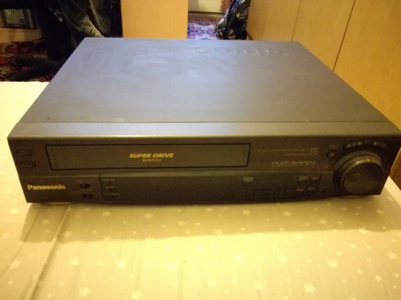 Видео магнитофон Panasonic NV-SD25AM гр. Русе - image 1