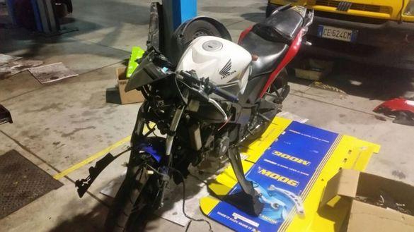 Мотоциклет Хонда ЦБР 125(Honda CBR 125)-НА Части