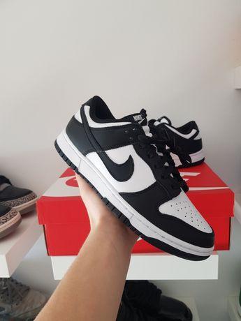 Nike dunk  white black