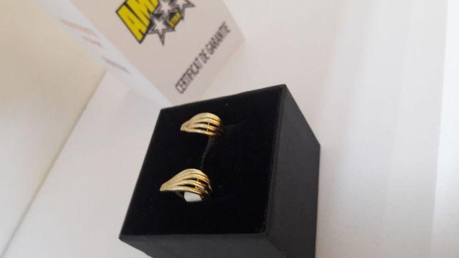 Cercei aur 14k ( M2)