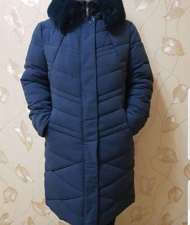 Зимняя куртка р-р 50-52