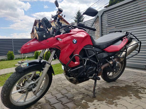 Vind moto BMW F650 GS