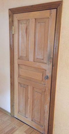 Двери Дубовые.