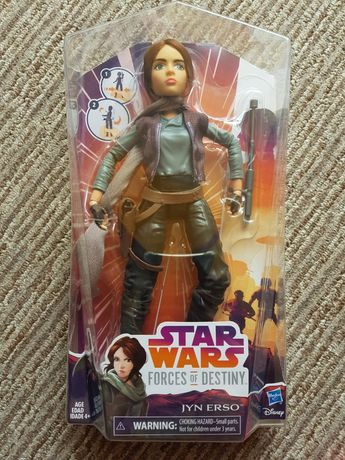 Star Wars Jyn Erso, 30 cm, Hasbro Disney