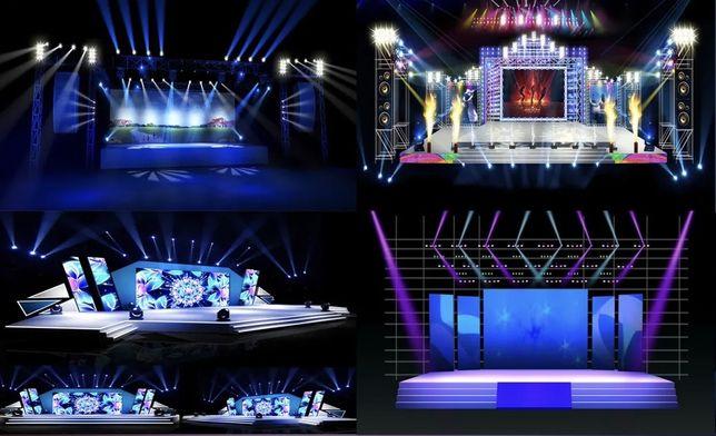 Led экраны, продажа аренда лэд экран в Алматы