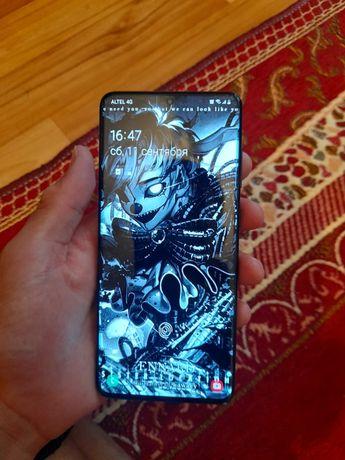 Samsung galaxy S20+ 8 128 g чёрный