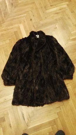 Дамско луксозно палто визон от цяла кожа