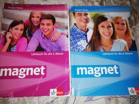 Учебници по немски език 5кл и 6кл