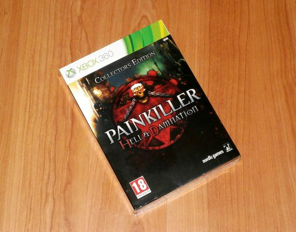 Painkiller Hell & Damnation Collector's Edition, editie de colectie