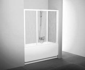 Шторка для ванны RAVAK AVDP3-120